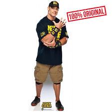 JOHN CENA WWE Wrestling Shirt Lifesize CARDBOARD CUTOUT Standup Standee Poster
