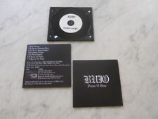 Buio - Promo 14 DEMO CDR VINYL NEW+++NEU+++