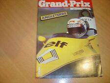 Grand-Prix international N°67 Angleterre
