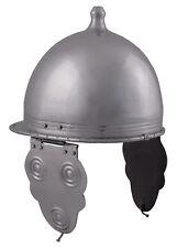 Battle Merchant Keltisch Montefortino 1,2mm Stahl Helm Römerhelm römisch LARP