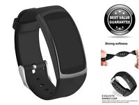Samsung Gear Fit 2 & 2 Pro Tracker Replacement Band Sport Strap Wrist Watch Band