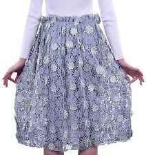 Knielange Damenröcke mit Spitze für Party-Anlässe