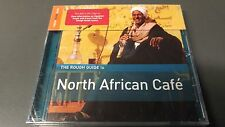 ROUGH GUIDE TO North African Cafe 2008 WORLD MUSIC NETWORK USA RGNET1187CD