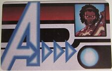 AVID-013 MANIFOLD ID CARD Avengers Assemble Marvel Heroclix Rare