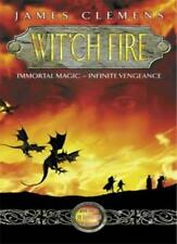 Wit'ch Fire: The Banned and the Banished Book One,James Clemens