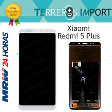 Pantalla Completa LCD Original Xiaomi Redmi 5 Plus Blanco MEG7 MEI7