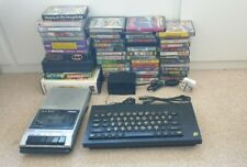 ZX Spectrum+ Plus Bundle with 68  Games and related books (Working)