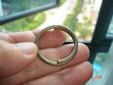 Original Vintage Steel Pull Ring without Safety Pin