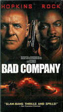 ANTHONY HOPKINS  &  CRIS ROCK  * BAD COMPANY *  V H S - BRAND NEW / SEALED  2003