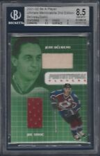 BELIVEAU SAKIC 2001-02 BAP ULTIMATE PROTOTYPICAL PLAYERS /40 BECKETT 8.5  14520
