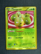 Exeggcute 102/101 Secret Textured Holo - Pokemon Cards #1B7