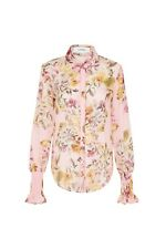 NWT ~ LOVER the label ~ Atlas Rose shirt ~ M