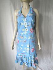 Joe Browns Cotton Sleeveless Women's Halter Neck Dresses