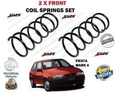für Ford Fiesta Mark 4 + Courier Van 1995-2002 NEU 2x VORNE FEDERN SET