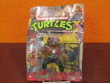 1988 TEENAGE MUTANT NINJA TURTLES TMNT BEBOP MUTANT HOG FIGURE 10 BACK & ACCESS.