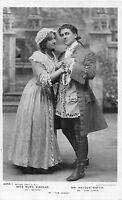POSTCARD   ACTRESSES  &  ACTORS    Ruth  Vincent  &  Hayden  Coffin