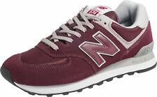 New Balance 574 Classics Herren Sneaker Gr. EU 44.5 - Burgundy (ML574EGB)