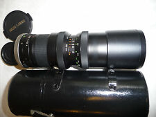 Lente de Cámara para Canon FD SLR-Sun 70-210mm F 1:4 + Estuche.. T4