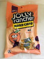 PEACH JOLLY RANCHERS HARD CANDY - ALL PEACH  -  7 oz Bag Fresh-Sealed/FASTSHIP