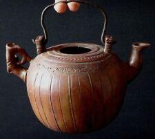 Ancienne théière terre cuite Chine Antique chinese teapot yixing terracotta