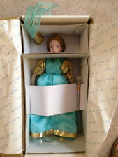 """The Danbury Mint Storybook Porcelain Doll Collection """"Fairy Godmother""""-11"""""""