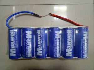 FOR 2.7V 3000F Supercapacitor Ultra Capacitor 3000f Farads BCAP3000 #