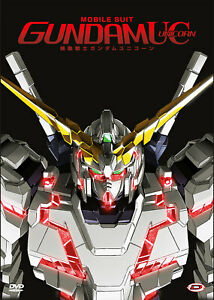 Mobile Suit Gundam Unicorn - Complete Oav Box-Set (Standard Edition) (4 Dvd)