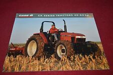 Case International CX Series Tractors Brochure YABE10 ver5
