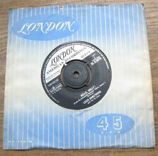 """VG  LOUIS ARMSTRONG - Hello Dolly / A lot of livin' to do - 7"""" Single  VG"""