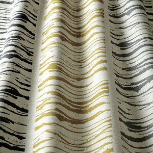 Sketch Zest - By iliv - Striped, Printed Fabric - Selling per metre