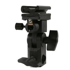 PAC Universal Swivel Hot Shoe Flash Holder Type B Light Stand with Umbrella Lock