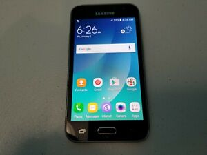 Samsung Galaxy Amp 2 Black (Cricket) Smartphone