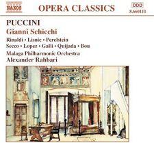 G. Puccini - Gianni Schicchi [New CD]