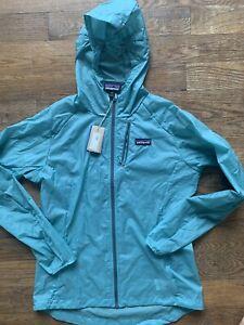 Patagonia Houdini Running Jacket Windbreaker - Women's Medium $99.00 24147 Blue