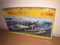 Smer Kit di Montaggio 1:48 FAIREY SWORDFISH Mk. 2 MIB
