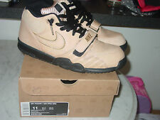 2012 Nike Air Trainer 1 Mid PRM NRG Vachetta Tan Shoes! Size 11 w/Box! $140.00
