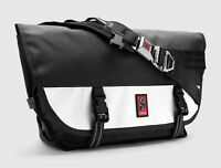 NEW+TAGS-CHROME Industries CITIZEN Black/White Messenger Bag Waterproof