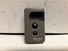 Craftsman 3 button Garage Door & gate remote opener 139.53753  HBW2028