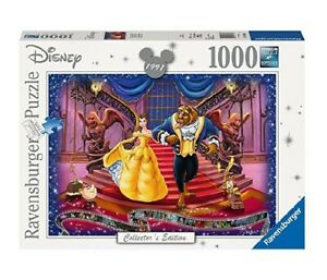 Ravensburger Disney Collector's Edition Beauty & The Beast Jigsaw Puzzle