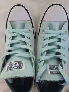 CONVERSE CHUCK TAYLOR ALL STAR MADISON MINT GREEN Women's Size 10