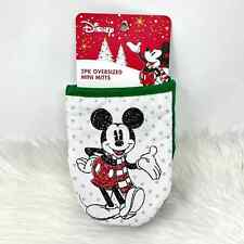 New listing Disney Mickey Mouse Oversized Christmas Mini Mitts | Holiday, Kitchen, Cook