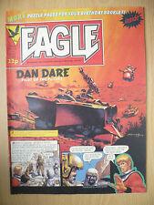 COMIC- EAGLE DAN DARE PILOT OF THE FUTURE, 2 APRIL 1983 No.54