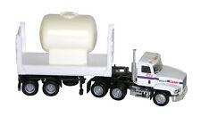 WHITE MACK 603 FOLDABLE TANK TRUCK PROMOTEX HERPA 1/87 Truck HO Scale