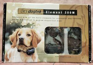 Dogtra Element 300M Electric Dog training Collar