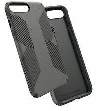 APPLE IPHONE 7 PLUS SPECK PRESIDIO GRIP CASE - GRAPHITE GRAY AND CHARCOAL