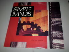 SIMPLE MINDS - ALIVE AND KICKING - RARE DOUBLE LP - 1986 - OBJECT MUSIC - 2x12""