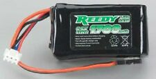Reedy 1700mAh 6.6V LiFe Rx Receiver Battery Pack 2s Nitro Buggy ASC638 REE638