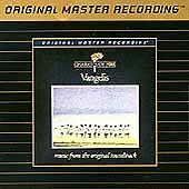Chariots of Fire [Original Score] by Vangelis (CD, Apr-1995, Mobile Fidelity...