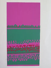 Josef Albers Original Silkscreen Folder XVIII-13/Left Interaction of Color 1963