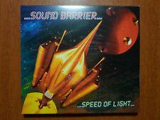 Sound Barrier - Speed of Light Remaster Official DIGI / Bonus First time on CD